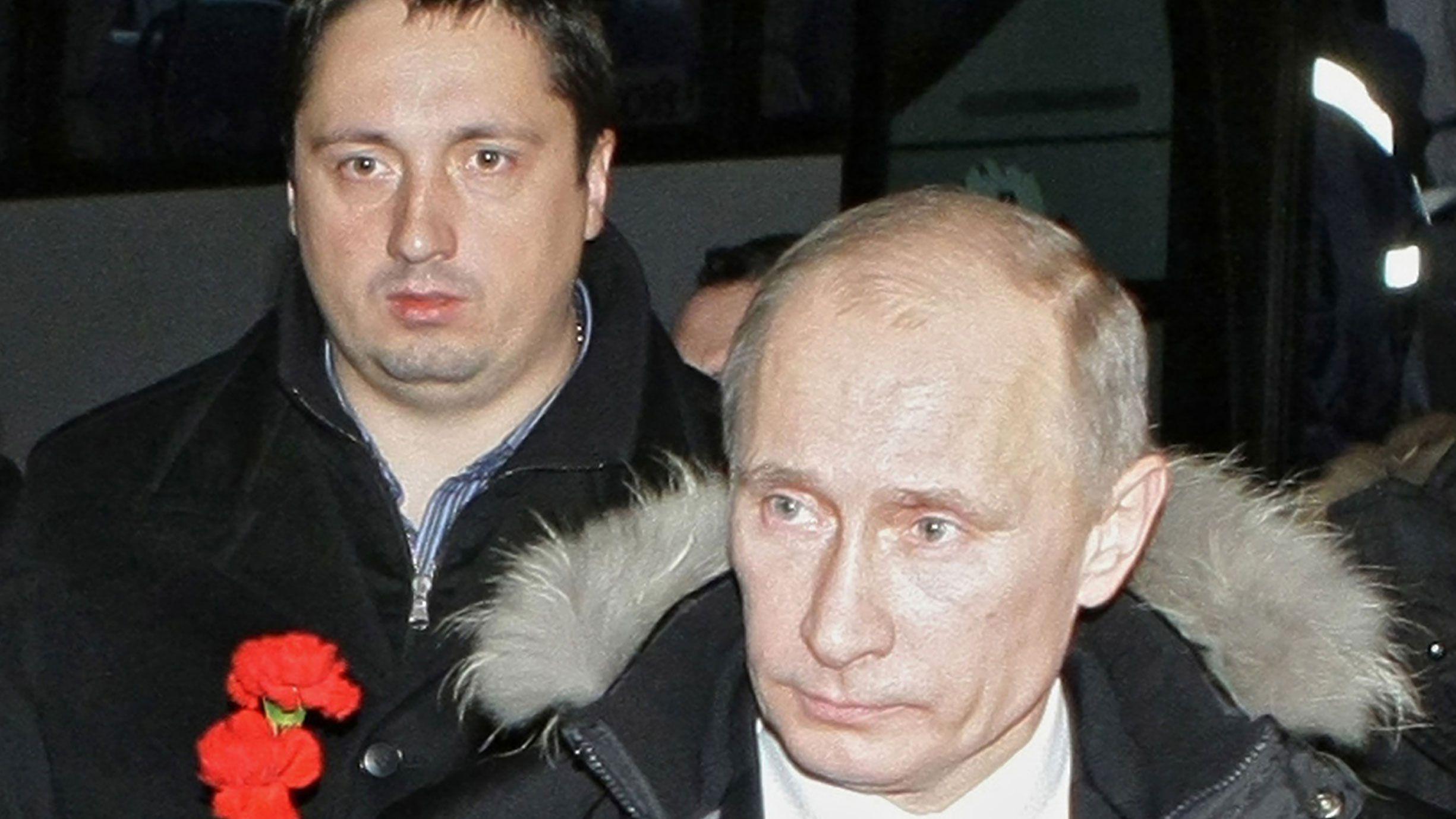 Chief Russian hooligan 'an ultra nationalist'