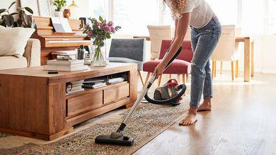 Carpet, vacuum, clean