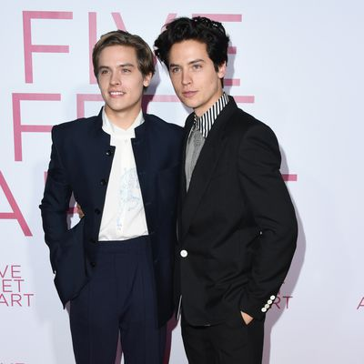Dylan and Cole Sprouse: Now
