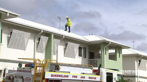Police have scoured Ms Combarngo's Wilstonton home to find clues to her death. (9NEWS)