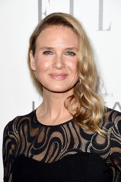 "<p>""I'm glad folks think I look different!""&nbsp;&nbsp;Zellweger told<em> People</em>&nbsp;in response to the social media reaction to her look at the Elle Women in Hollywood Awards in 2014.</p> <p>""I'm living a different, happy, more fulfilling life, and I'm thrilled that perhaps it shows,""</p> <div>&nbsp;</div>"