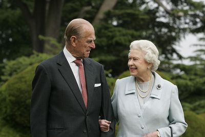 The Queen and Prince Philip's diamond wedding anniversary