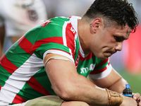Rabbitohs star in rehab