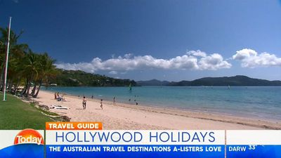 The Australian holiday destination loved by Hollywood stars