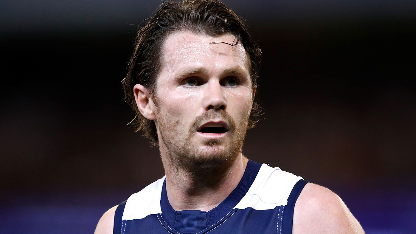 Geelong star Patrick Dangerfield warns of punching retaliation in AFL