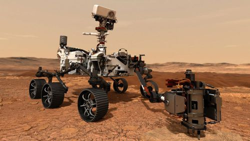 The Mars 2020/Perseverance rover is designed to better understand the geology of Mars and seek signs of ancient life.