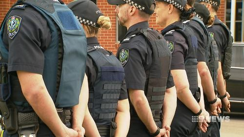 South Australian police will trial bulletproof vests.