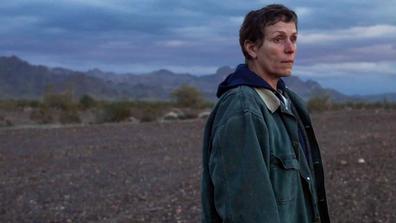 Frances McDormand gives a stellar performance in 'Nomadland'.