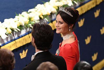 The Palmette tiara