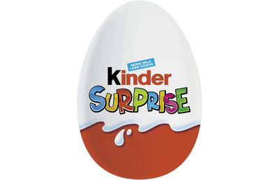 Kinder Surprise Chocolate Egg 20g: 10 minutes of an online step aerobics class
