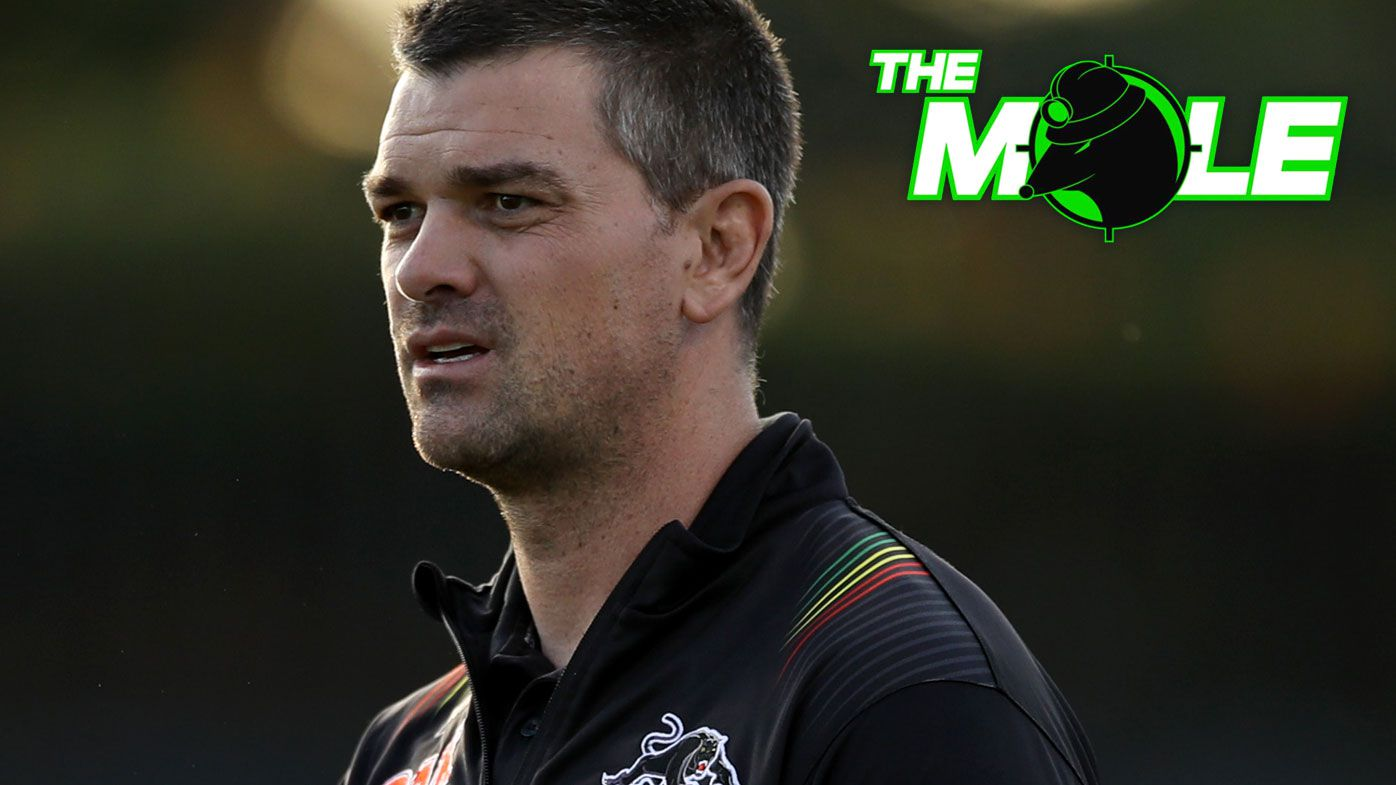 Cameron Ciraldo to stay with Penrith in 2022, but leaves the Panthers with a major dilemma
