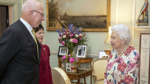 New governor-general to be officially sworn in
