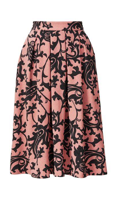 "<a href=""www.hm.com/au"">Print Skirt, $59.95, H&M</a>"