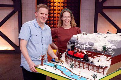 Gabby Ryan LEGO Masters