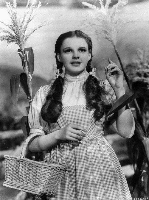 Dorothy from the Wizard of Oz was the first to rock the classic wicker basket - maybe you should as well. Picture: AAP
