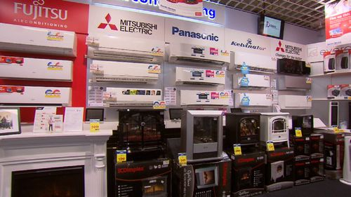 People are worried about the extra cost on their power bills as they try to stay warm in winter.