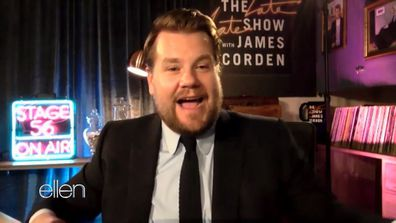 James Corden reveals the 'horrible' details about his last-minute eye surgery