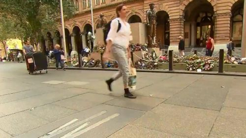There's a wealth of history just metres underneath the feet of Sydneysiders. (9NEWS)
