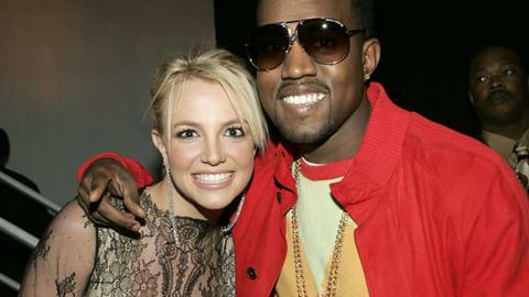 Britney and Kanye