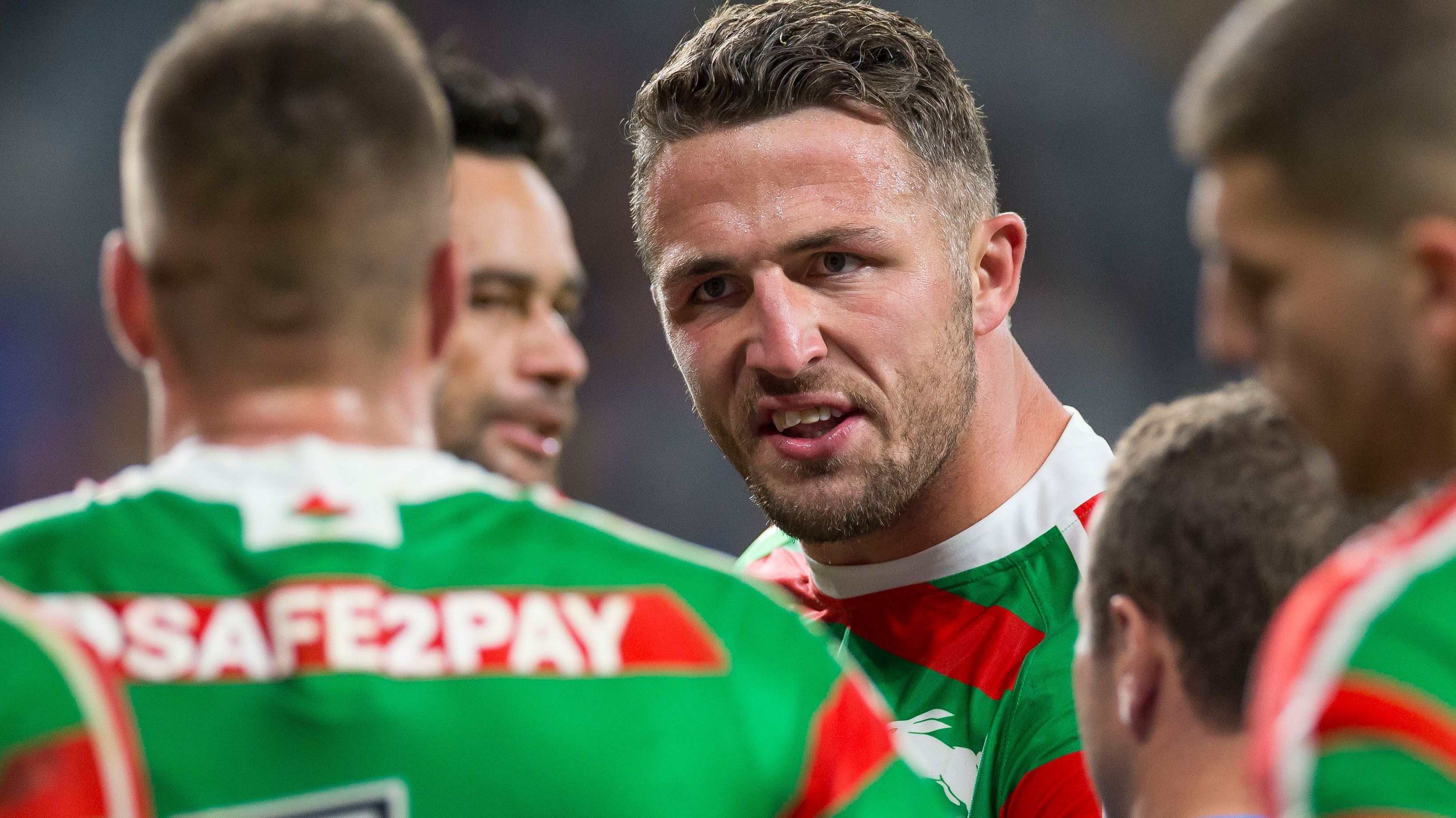 Sam Burgess ruled out indefinitely after surgery complications