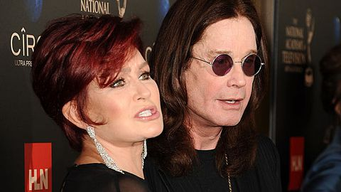 Sharon Osbourne throws pen at X-Factor contestant who dissed Ozzy's singing