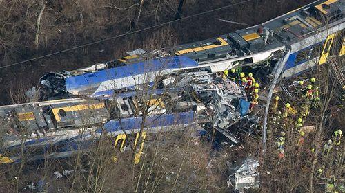 Human error blamed for German train crash that killed 11