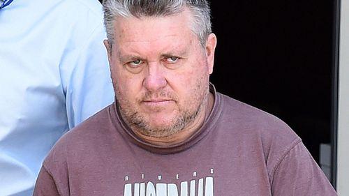 Rick Thorburn. (AAP)