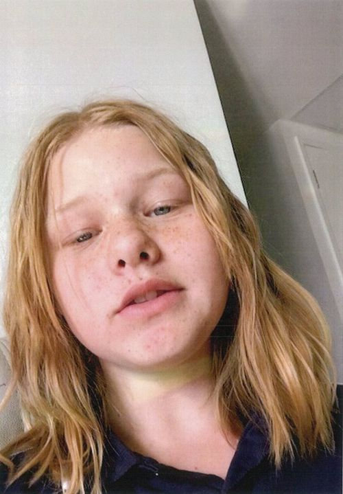 Police are concerned for Carly's welfare, due to her age.