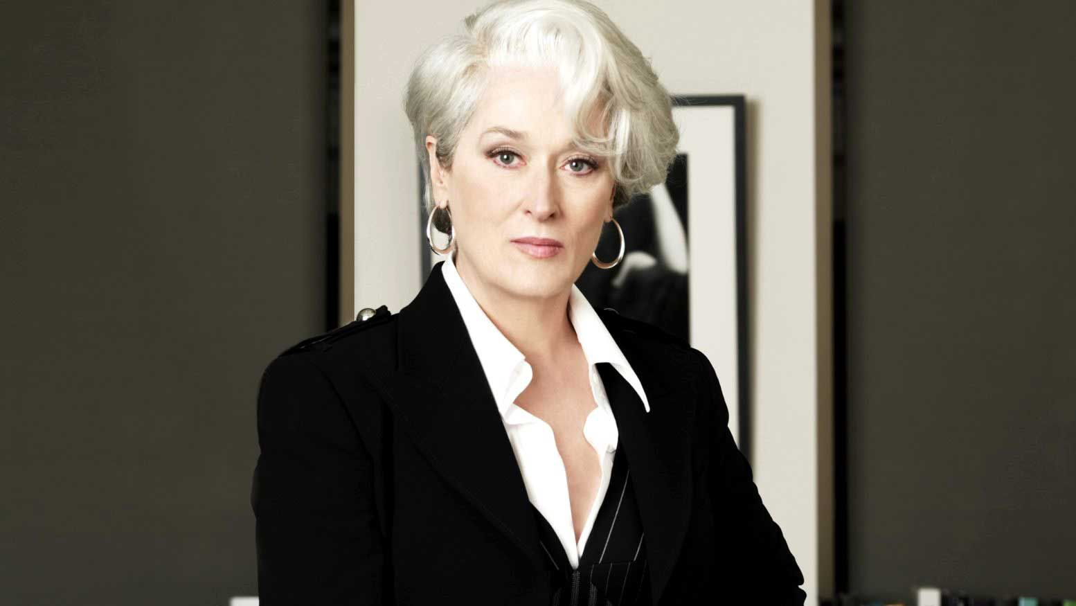 Meryl Streep's Miranda Priestly wasn't inspired by Anna Wintour