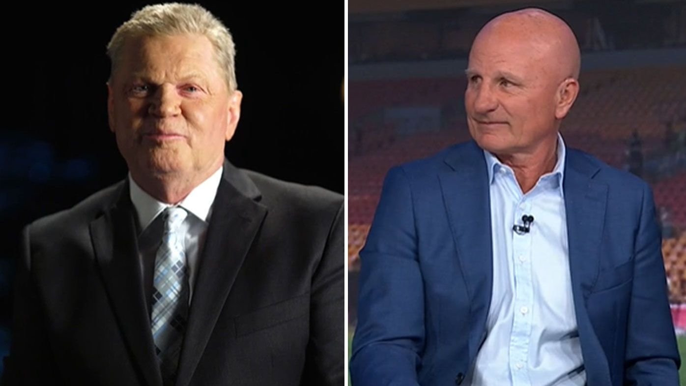 'The world is much sadder': Fatty's heart-warming tribute to retiring Peter Sterling