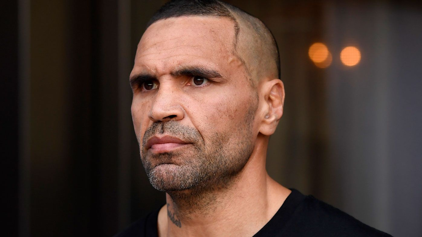 'Starting to lose himself': Jeff Horn raises serious concern for Anthony Mundine's health