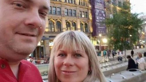 Polish couple Angelika and Marcin Klis were picking up their daughter from the concert when they were killed.