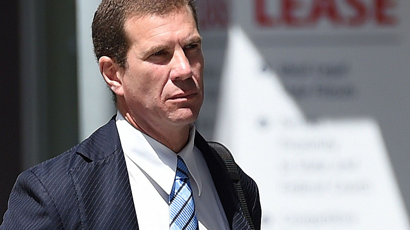 Former Billabong boss Matthew Perrin has been behind bars since January. (AAP)