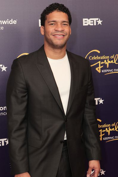 Bert Belasco arrives at BET Celebration of Gospel at Orpheum Theatre on December 11, 2010 in Los Angeles, California.