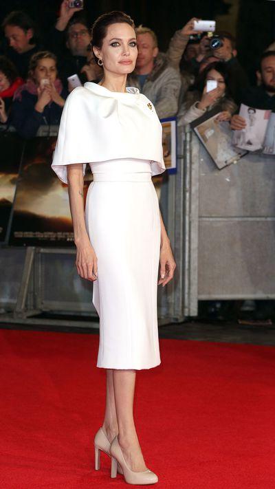Angelina Jolie: Now...