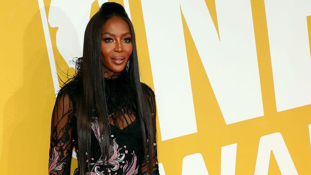 Naomi Campbell sparks racism debate