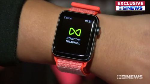The new technology was unveiled in Sydney today. (9NEWS)