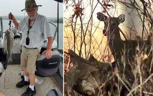 US hunter dies after deer he'd shot attacks him