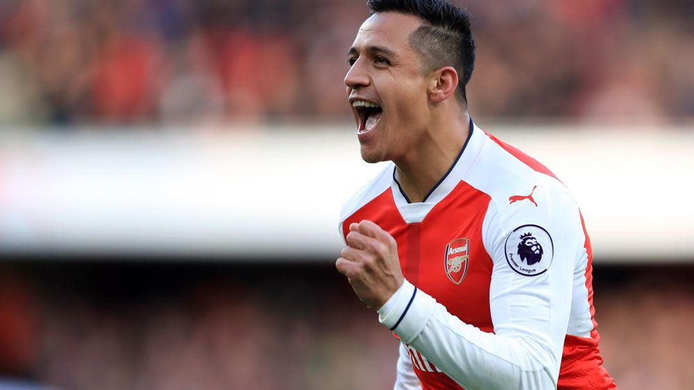 Arsenal topple Bournemouth with Sanchez brace