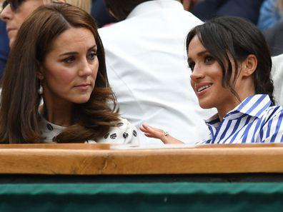Meghan Markle 'feels sorry' for Kate Middleton