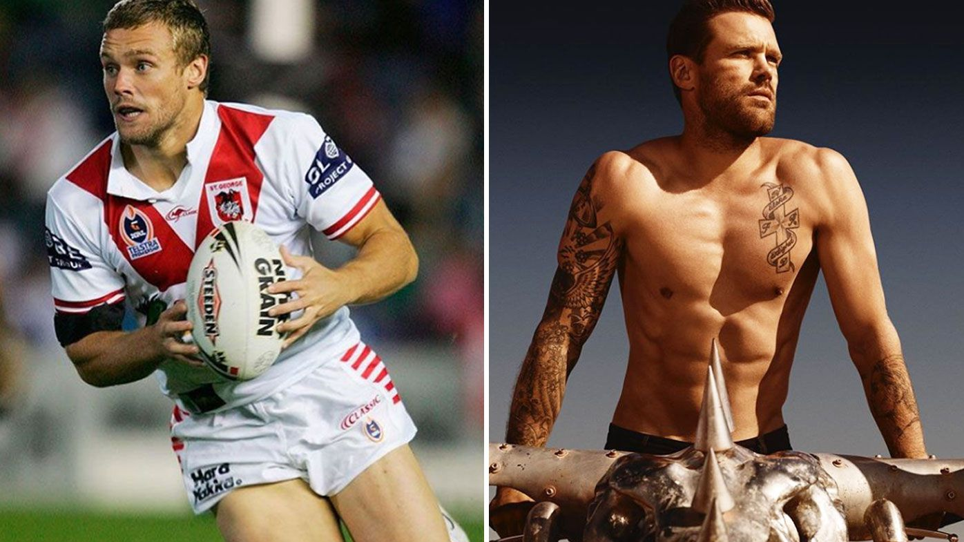From rugby league mediocrity to international model, Nick Youngquest's unique road to stardom