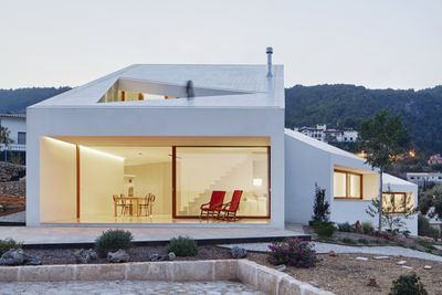 """MM House by <a href=""""http://ohlab.net/"""" target=""""_blank"""">OHLAB</a>, Spain."""