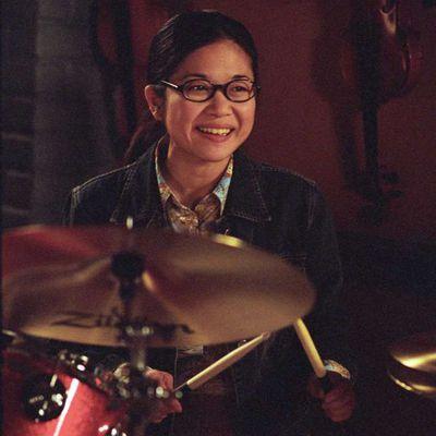 Keiko Agena as Lane Kim: Then