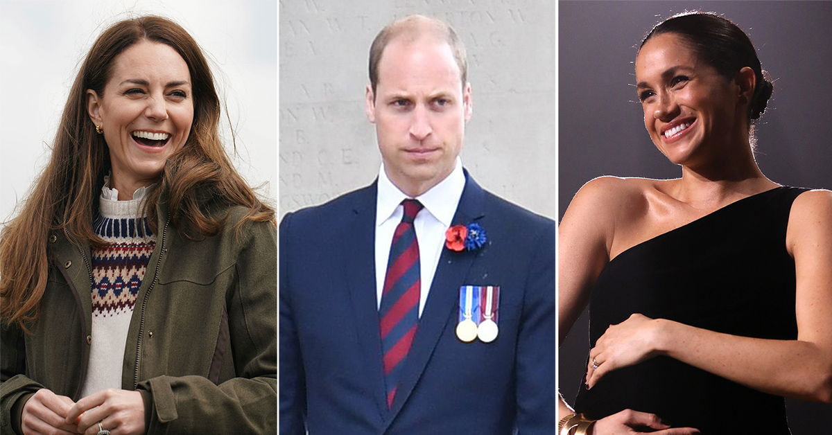 Prince William believes Duchess of Cambridge's efforts to help sister-in-law Meghan Markle were 'misinterpreted' – 9Honey