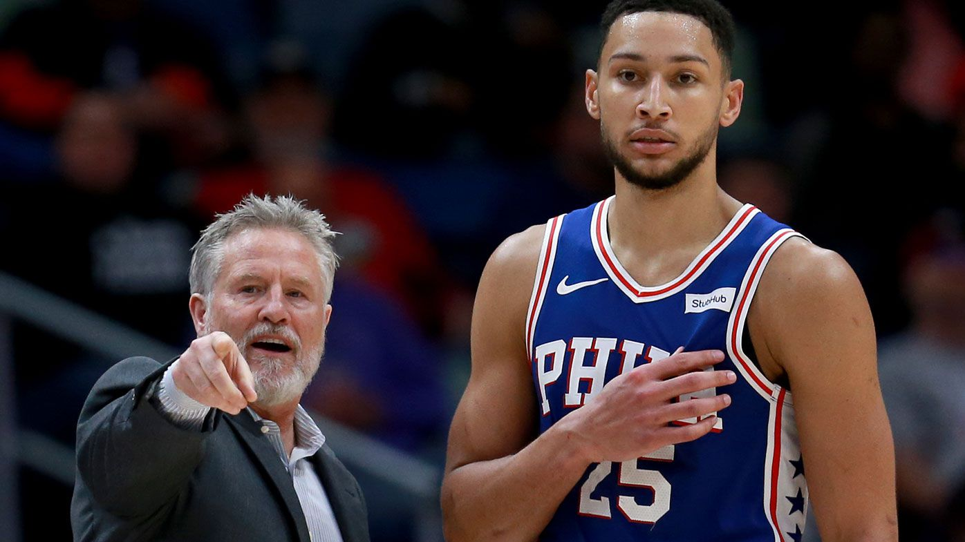 Ben Simmons back injury flares up in NBA, forced out of 76ers vs Bucks game