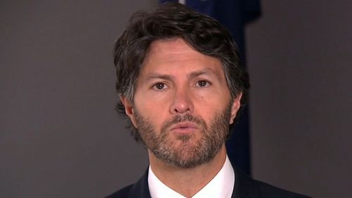 """What do you expect the tooth fairy to pay for all of this?"" Minister Dominello told 9NEWS."