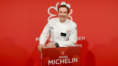 Michelin chef Alexander Herrmann to create airline kids menu
