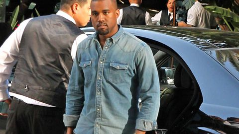 Update: Kanye West didn't fire his driver for delivering lunch late