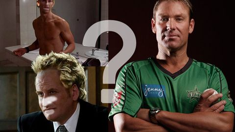 In Pics: Who should play Shane Warne in Howzat 2?