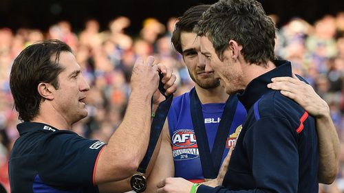 AFL Grand Final: Touching tribute epitomises heart and soul of Bulldogs' victory